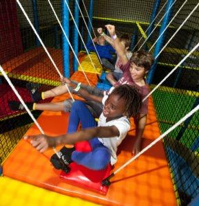 Kids playground be.UP Park