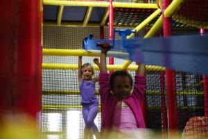 kids maze be.UP Park