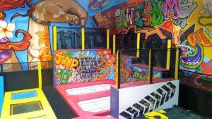 Durban-trampoline